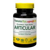 Express Articular · Nature's Plus · 30 comprimidos [Caducidad 10/2021]