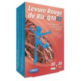 Levadura Roja de Arroz & Q10H2 · Orthonat · 30 cápsulas + 30 perlas