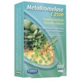 MetaBromelasa C 2500 · Orthonat · 100 cápsulas