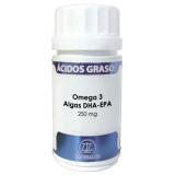 Omega 3 Algas DHA-EPA · Equisalud · 40 perlas