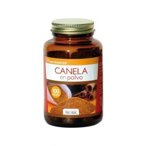 Canela · Tongil · 100 cápsulas