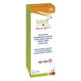 Herbetom Kids Mucos & TS · Bioserum · 250 ml