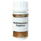 Holovit Multivitamínico · Equisalud · 50 cápsulas