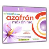 Azafran Mas Animo · Pinisan · 30 cápsulas