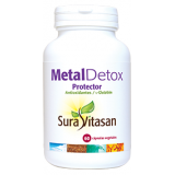 Metal Detox Protector · Sura Vitasan · 60 cápsulas