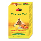 Tibetan Tea · Sabor Limon · 90 bolsitas