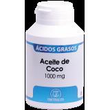 Aceite de Coco · Equisalud · 120 perlas