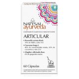 Articular Ayurveda · Natysal · 60 cápsulas