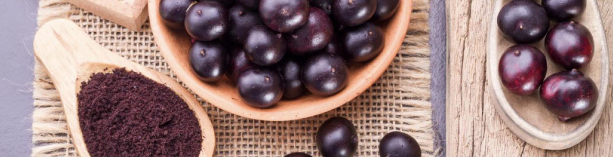 açai,acai,antioxidantes,antiaging,smoothie,zumo.batido,herbolario online,cosmética natural,tratamientos naturales