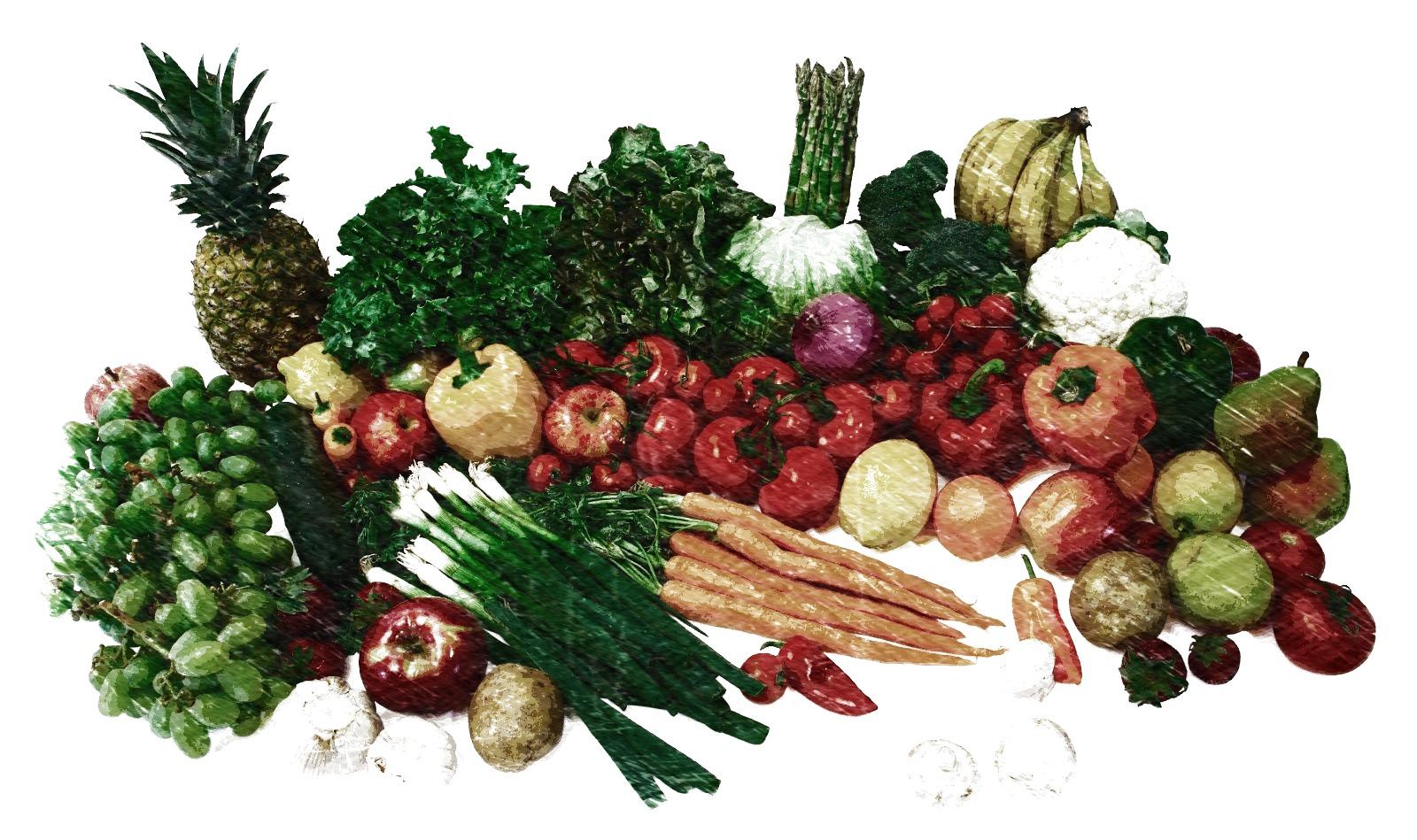 dieta basada en verduras
