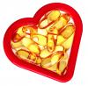 Los ácidos grasos omega-3 mejoran la anatomía y la función del corazón tras un infarto